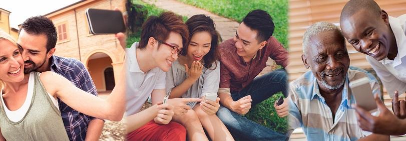 YO! mobile app, YO!, android app, app, technology company, wifi